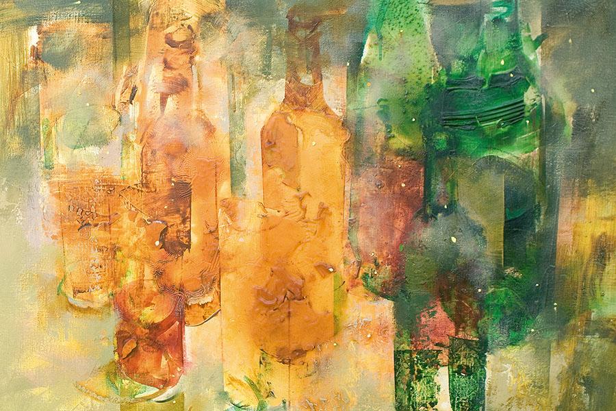 """Pedro Rodríguez - """"De la luz, el color y el vino"""""""